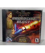 Disney's Treasure Planet: Broadside Blast (Windows/Mac, CD-ROM, 2002) Game - $9.89