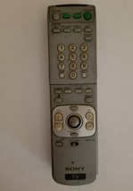 Sony Original TV Remote RM-Y182 Works New Batteries - $4.75