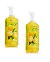 Bath and Body Works Deep Cleansing Hand Soap, Kitchen Lemon, 8 fl. oz. L... - $18.06