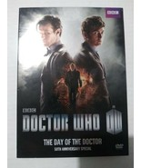 Doctor Who: The Day of the Doctor (50th Anniversary Special) - DVD - VER... - $8.90