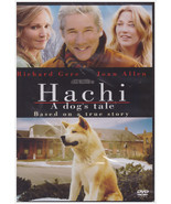 Hachi  A Dogs Tale (DVD, 2010)  - $7.98