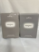 Hallmark Power Boxes Electrical Power Supply Lot Of 2 Each For up to 8 ornaments - $25.00