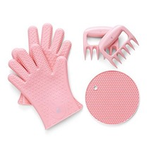 Custom Meat Shredder / Bear Claws & Place Mat with FREE Oven Gloves. A G... - $18.00