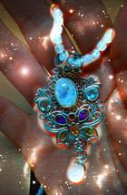 HAUNTED RING ALEXANDRIA'S 100 YEARS OF COMPLEX MAGICK SECRET OOAK MAGICKALS - $9,903.77