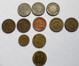 11 Philippine 25 centavo coins Jose Rizal / Bangko Sentral Ng Pilipinas  - $7.95