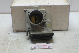 2006-2009 Ford Fusion Throttle Body Assembly 6E5G9F991A OEM 229 6E4-Bx2 - $19.79