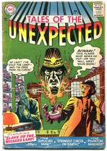 Tales Of The Unexpected #10 1957-DC COMICS EARLY ISSUE VG - $74.50