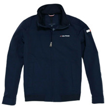 Tommy Hilfiger Boys Kids Nylon Yachting Full Zip Jacket, Navy, Size XS, ... - $58.90