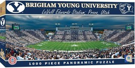 MasterPieces Brigham Young BYU Cougars 1000pc Panoramic NCAA Jigsaw Puzzle - $27.96