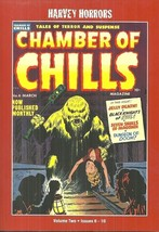 Chamber Of Chills - Vol 2 - Harvey Horrors - Precode Horror Comics From 1952 - $24.98