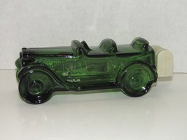 Vintage Avon Maxwell '23 Tribute After Shave 6Fl Oz. Green Car Vehicle D... - $9.90