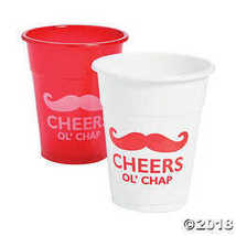 British Party Disposable Cups - $5.86