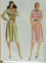 Butterick 3611 Misses Dress Loose Fitting Size 16 Bust 38 Vintage Uncut ... - $13.69
