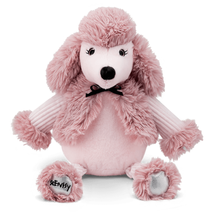 """Scentsy Buddy (New) Posh The Poodle - Fall In Love W/HER Textured Pink Fur, 16""""T - $41.54"""