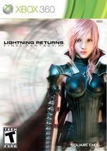Lightning Returns: Final Fantasy XIII - Xbox 360 [video game] - $35.75