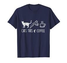 New Shirts - News Tats Coffee T-Shirt Men - $19.95+