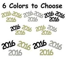 Confetti Year 2016 - 2 Colors to Choose - $1.81 per 1/2 oz. FREE SHIP - $6.57+