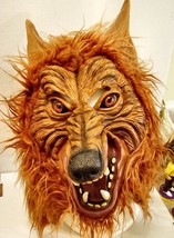 Scary Wolf Full-Head Mask - $19.79