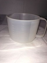 Tupperware 8 Cup Measuring Pitcher - $10.00