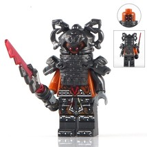 Commander Raggmunk The Vermillion Ninjago Minifigures Block Toy Gift  - $2.80