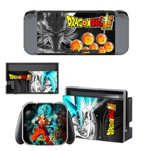 Dragon Ball vinyl decal for Nintendo switch console sticker skin - $15.00
