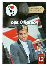 Zayne Malik trading card (One Direction 1D) 2013 Panini Take Me Home #8 ... - $7.00