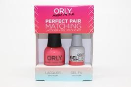 31126 - Orly Gel FX .3oz + Nail Lacquer .6oz Combo - Pixy Stix - $12.98