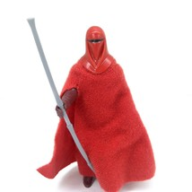 1983 Kenner Star Wars Emperor's Royal Guard Action Figure w/Staff - $36.58
