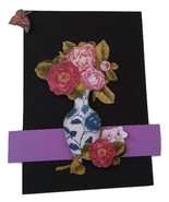 Greeting cards, Show you care with this loving vase of flowers, Mothers ... - $3.25