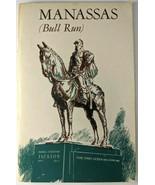Manassas Bull Run National Battlefield Park VA Booklet, Francis Wilshin ... - $11.64