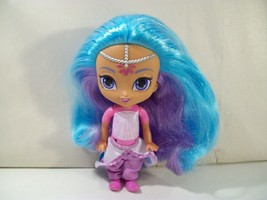"SHIMMER & SHINE PRINCESS SAMIRA 6"" DOLL 2015 - $12.69"