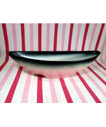 1950's PINK Stanford Sebring Ohio Pottery Canoe Console Centerpiece / Pl... - $24.00