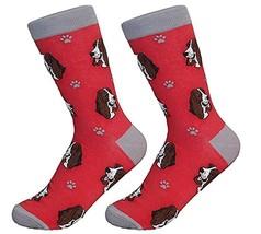 Basset Hound Socks Unisex Dog Cotton/Poly One size fits most - $11.99