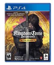 Kingdom Come Deliverance Royal Edition - PlayStation 4 [video game] - $75.26
