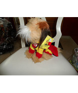Carnation Mighty Dog a Dakin plush toy promotional item from 1984 - $15.00
