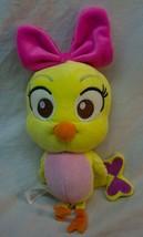 "Disney Store Minnie Mouse Bow-Toons Bowtique Bird Cuckoo Loca 9"" Plush Toy - $18.32"