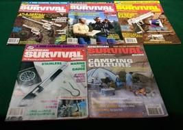 AMERICAN SURVIVAL GUIDE MAGAZINE _ 5-Issues _ 1987-00 _ TEOTWAWKI _ Life... - $28.01