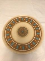 "Vintage Mikasa Ceramic Plate Decor 12 1/2"" Diameter - $9.50"