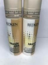 2x REDKEN - Blonde Idol - Custom Tone - Daily Treatment - 6.6 fl oz NEW - $27.71