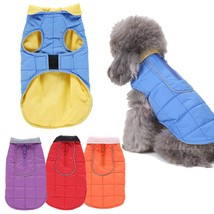 Winter Dog Clothes for Small Dogs Jackets Windproof Dog Coat Vest Warm C... - $524,26 MXN