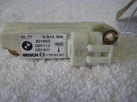 BMW Mini Cooper S 2004 Crash Air Bag Impact Sensor Passenger OEM - $14.65
