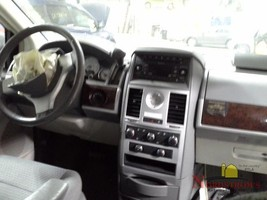 2010 Chrysler Town & Country DASH MOUNTED TEMPERATURE CONTROLS - $79.20