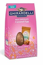 Ghirardelli Easter Milk Chocolate Caramel Egg - 4.1oz - $9.25