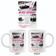 1955 Austin Healey 100 - Advertising Mug - $23.99+