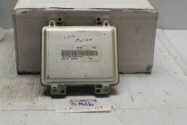 2004 Chevrolet Malibu Engine Computer Module 12581598 ECM 223 11D5 - $13.85
