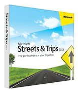 Streets and Trips 2013 - Full Version - No Product Key Needed - $39.99