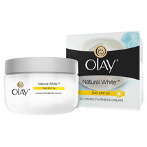 Olay Day Cream Natural White Fairness Moisturiser SPF 24, 50g - $11.26