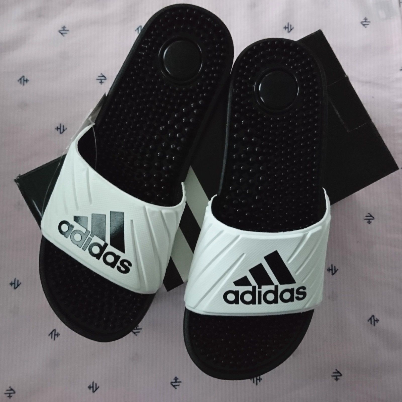 1da9774bf098 57. 57. Previous. Adidas Performance Women s Voloossage W Athletic Sandal  White Shoe Size 6 7 8