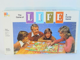 The Game of Life 1979 Board Game Milton Bradley 100% Complete Excellent Plus @@ - $32.55