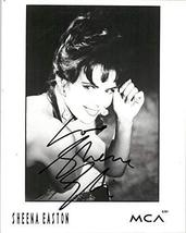 Sheena Easton Signed Autographed Glossy 8x10 Photo - COA Matching Holograms - $44.54